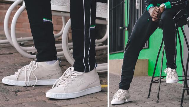 PUMA x Big Sean Mid Classic Suede Men Low Boot Shoes Men s Size 12 FREE  SHIPPING 66b78c871