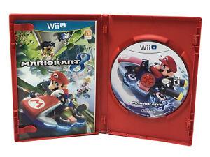 Mario Kart 8 (Nintendo Wii U) Complete In Box Free Shipping