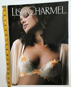 rare large lise charmel sexy french lingerie fashion