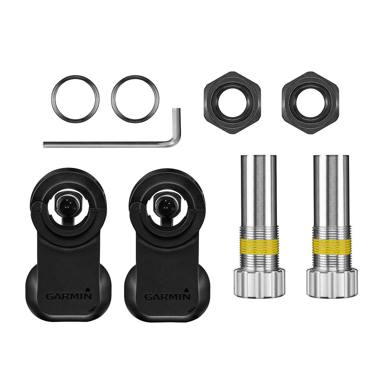 Garmin Vector to Vector 2 Upgrade Kit bicicleta ciclismo medidor de potencia 12-15mm estándar