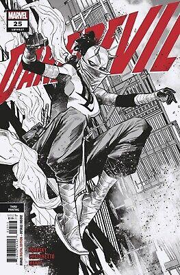 Daredevil #25 2021 Second Printing Elektra as Daredevil Variant pre-sale Marvel