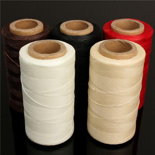 260 Metre Medium Grade Waxed Thread for Sew Awl Speedy Sticher Camping Repair