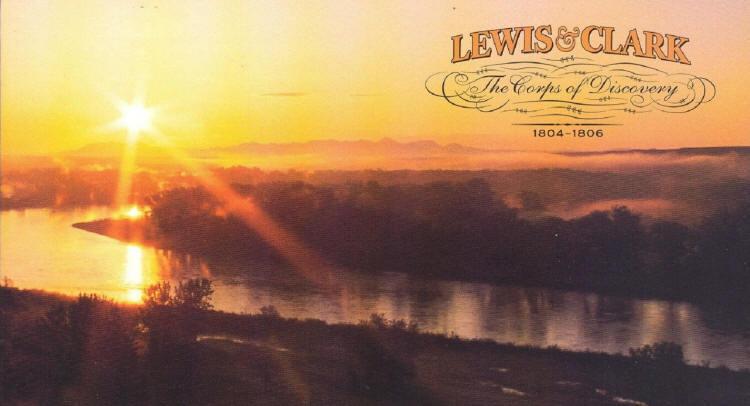 2004 37c Lewis & Clark Portraits Prestige Booklet of 20