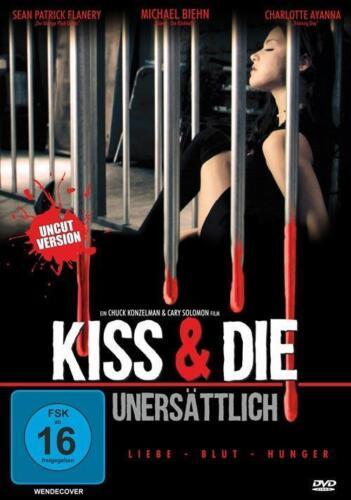 1 von 1 - Kiss & Die - Unersättlich - DVD 2013 ovp (FSK 16)