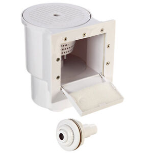 Skimmer Systems For Above Ground Pools Ebay