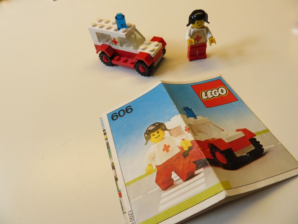 Lego andet, 606