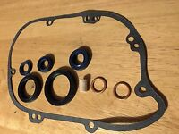 Vintage Bmw R25/3-plug Washers/gasket/seals/rod Felt Set For Trans/gearbox