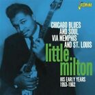 Chicago Blues and Soul Via Memphis and St. Louis 0604988304220 CD