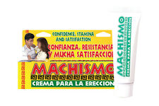Machismo Cream 4 OZ Crema para ereccion Enjoy thick, throbbing erections 12418