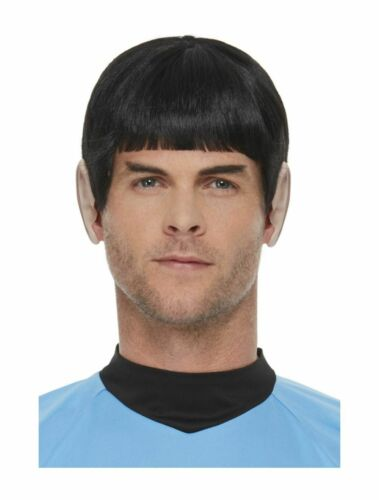 Adult Star Trek Spock Ears Original Series Mens Fancy Dress Costume Accessory