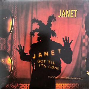 Janet Jackson CD Single Got 'Til It's Gone - France (EX+/M)