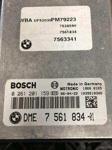 Details about BMW 1 3 Series E87 E90 N46 118i 318i 320i ECU 0261201159  Re-Manufacture Service