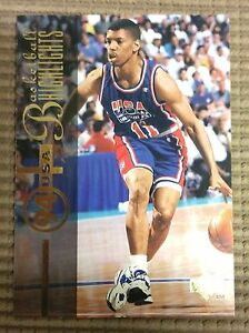 Kevin-Johnson-1994-Upper-Deck-USA-NBA-Basketball-Insert-Highlights-Card