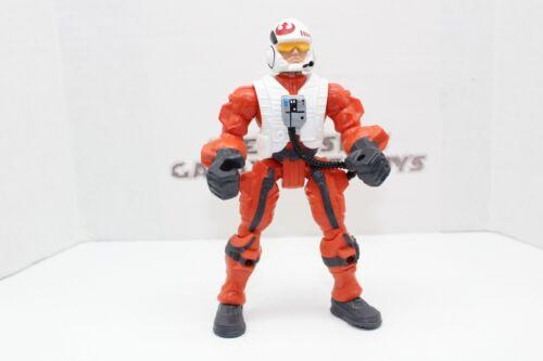 Star Wars Hero Mashers Resistance X-Wing Resistance Pilot Poe Dameron