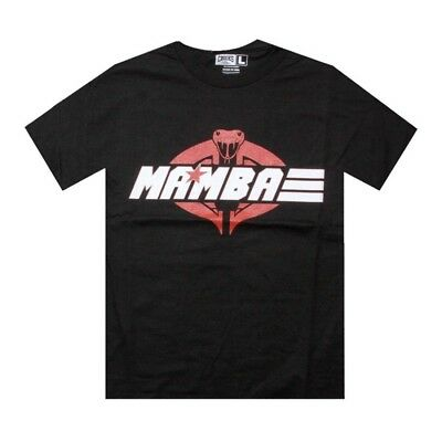 Men's Clothing Mamba Kobe Black T Shirt Pys4bkr Selected Material Amiable Crooks And Castles G.i