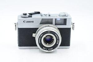 Canon-Canonet-28-Filmkamera-w-40mm-f2-8-Objektiv-848
