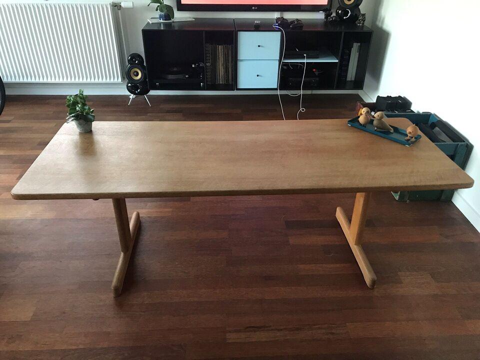 Sofabord, Børge Mogensen , egetræ
