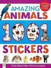 Amazing Animals 1001 Stickers by Hinkler Books (Book, 2015)