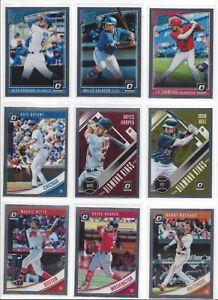 2018-DONRUSS-OPTIC-MLB-RATED-ROOKIES-RC-039-s-STARS-DIAMOND-KINGS-U-PICK