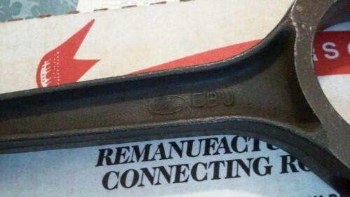 R15030 1954-55 Ford Connecting Rod Forging #  EBU,EUB.