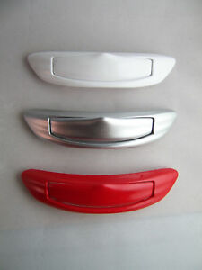 Arai Helmets VECTOR CHASER CHIN VENT Solid Colors UJ Mouth Vents Parts