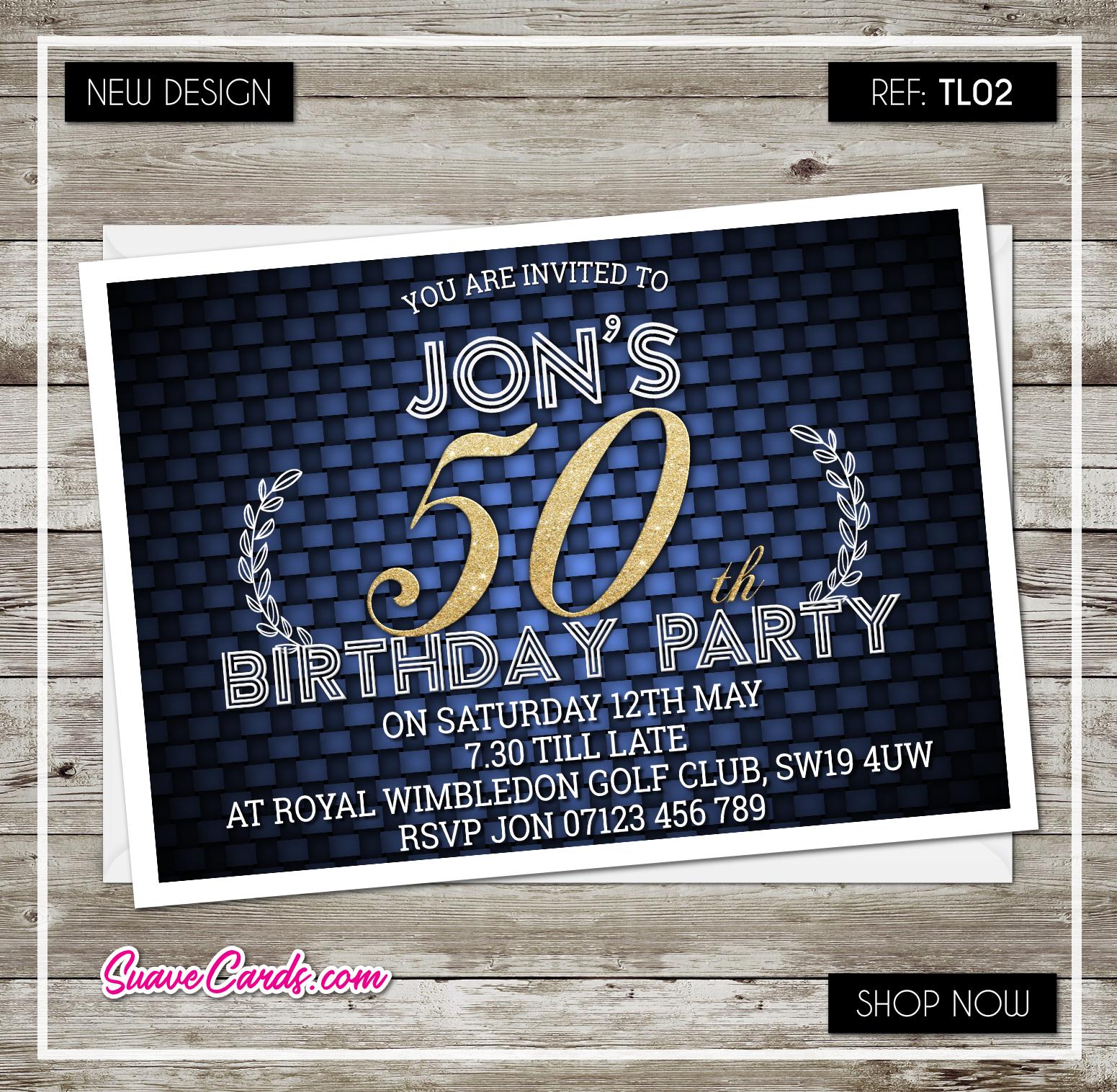40th 50th 60th Birthday 30th 21st Personalised Birthday 60th