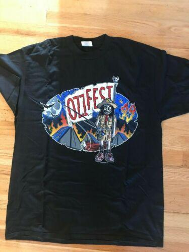 1999 OZZFEST Tour Tee Shirt