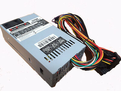 1U 300W FLEX ATX power supply 4 Mini ITX SFF /& Rackmount servers*Active PFC New