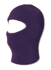 TopHeadwear-One-1-Hole-Ski-Mask-Purple