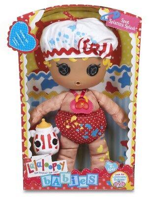 Lalaloopsy Babies-spot Splatter Splash-nuovo Con Scatola-mostra Il Titolo Originale