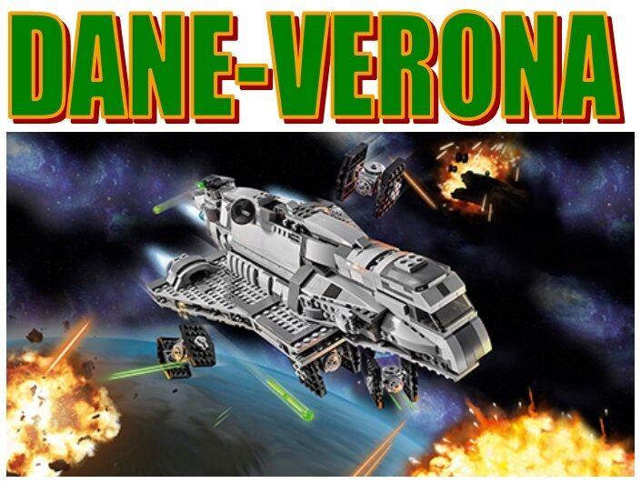 Lego  - IMPERIAL ASSAULT autoRIER™ (75106) estrella guerras  consegna gratuita