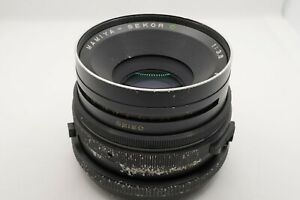 EXC-3-Mamiya-Sekor-127mm-f-3-8-Primo-C-MF-Lente-per-RB67-Pro-S-dal-Giappone-SD