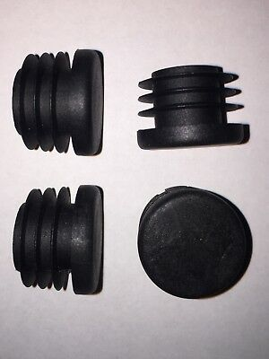 Robust Plastic Barend Plugs for Bike Scooter Grips 10x Handle Bar End Caps