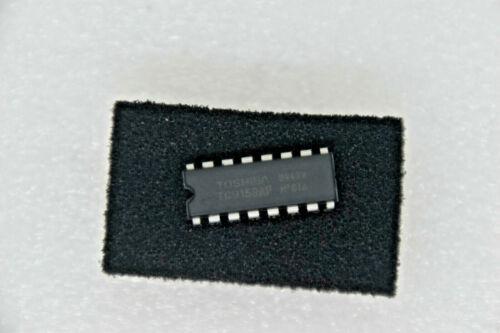 TC9153AP  DIP-16  Original Toshiba Volume Control Circuit  STOK USA