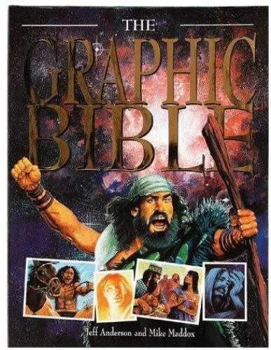 The Graphic Bible By Jeff Anderson 1998 Hardcover For Sale Online Ebay