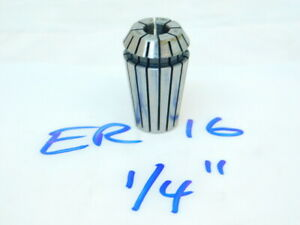 USED-SYIC-ER16-COLLET-1-4-034-250