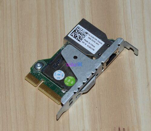 NEW Dell iDRAC7 Remote Access Card for PowerEdge R320 R420 R520 2827M 02827M
