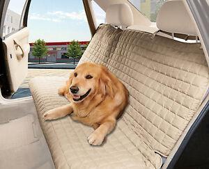 Image Is Loading ELEGANT COMFORT Waterproof Seat Cover For Pets Car
