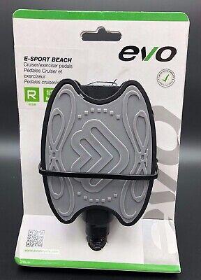 1//2/'/' 320g Pedals E-Sport Beach EVO Steel axle