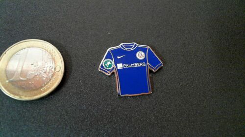 Hansa Rostock Trikot Pin 2013//2014 Home Badge Kit Palmberg