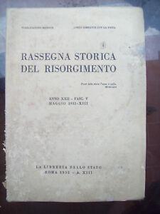 1935-RASSEGNA-STORICA-DEL-RISORGIMENTO-PACE-DI-OUCHY-FRANCESCO-ALBERTI-SISMONDI