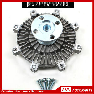 for 96-05 Chevrolet Tracker Suzuki Sidekick Vitara XL-7 1.8L 2.0L 2.5L 2.7L 2680 Engine Cooling Fan Clutch