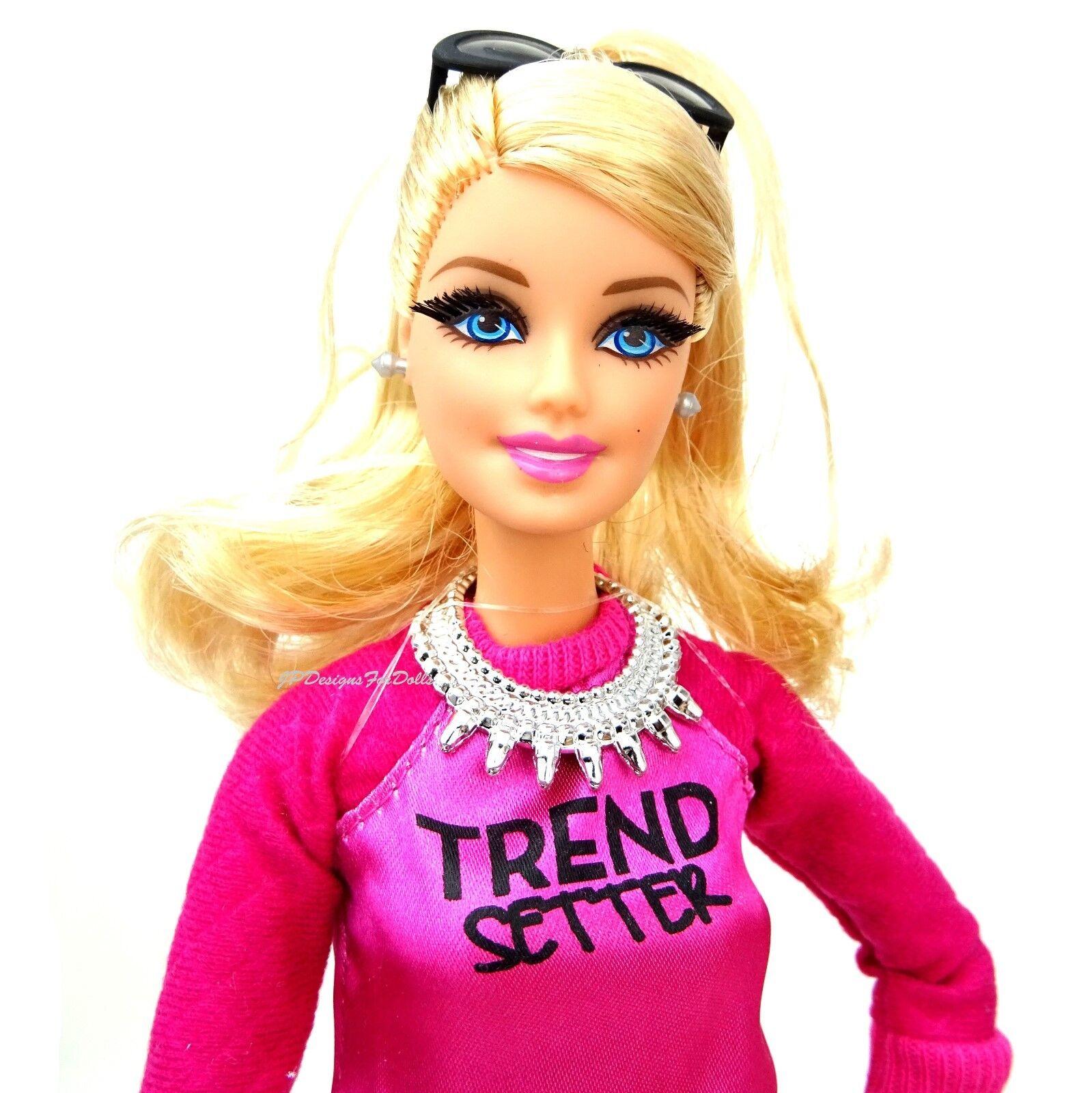 Barbie stile Styling amici Doll (B) Braccia trend-setter articolare Braccia (B) Nuovo 71b033