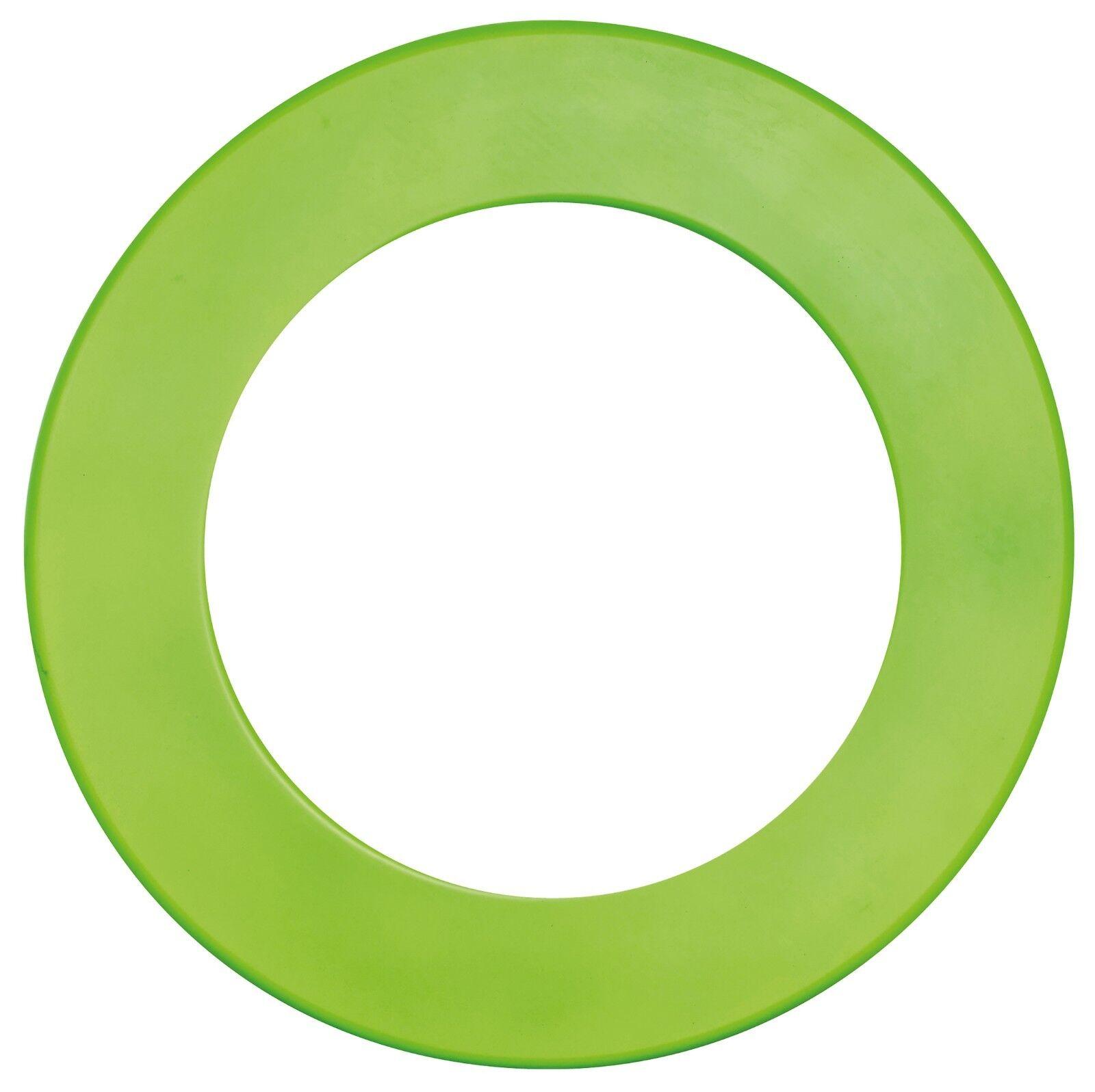 Winmau Plain Green Dartboard Surround   Dartboard Ring