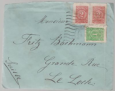 Kolumbien 1915 Medellin Colombia Zu Schweiz Süd- & Mittelamerika