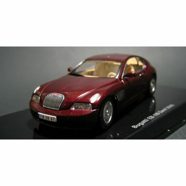 Autoart 1 43 Bugatti EB118 Rojo Oscuro 50922 50922 50922 8f096c