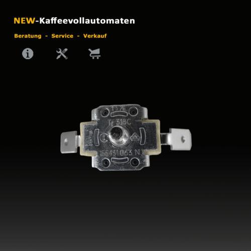 Vapeur Chauffage Capteur De Température Thermostat Tuyau de DeLonghi ESAM Café Automate