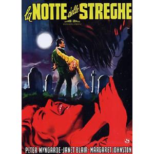 Notte-Delle-Streghe-La-1962-Dvd-Nuovo