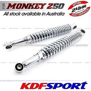KDF-REAR-SHOCK-ABSORBER-BACK-330MM-HONDA-FOR-MONKEY-Z50-Z50J-Z50R-CT110-CT-110