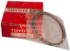 """Serie Segmenti maggior 020""""=050m x 4 Pistoni Orig Toyota LJ70 1301354062 = SIVAR"""